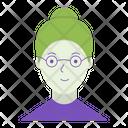 Teacher Female Avatar Icon