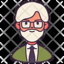 Man Avatar Occupation Icon