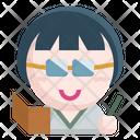 Teacher Educator Profession Icon