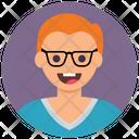 Teacher Professor Educator Icon