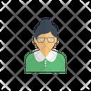 Teacher Women Female Icon
