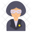 Teacher Woman Avatar Icon