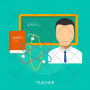 Teacher Education Science Icon