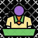 Teacher Professor Expert Icon