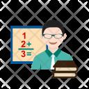 Teacher Male Avatar Icon