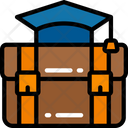 Teachers Briefcase Icon