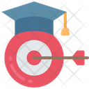 Teaching Targets Goals Lesson Icon