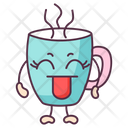 Teacup Coffee Cup Hot Tea Icon
