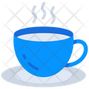 Hot Tea Teacup Coffee Cup Icon