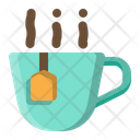 Refreshment Teacup Beverage Icon