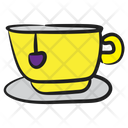 Hot Tea Teacup Coffee Cup Icon