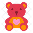 Teaddy bear Icon
