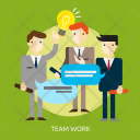 Team Work People Icon