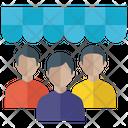 Team Teamwork Business Team Icon
