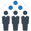 Business Crowd Group Icon