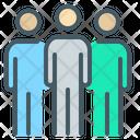 Team Crew People Icon
