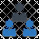 Team Group Employee Icon