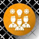 Team Skills Corporate Icon