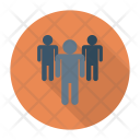 Team Business Teamwork Icon