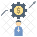 Team Operation Worker Icon