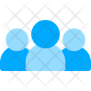 Team Business People Icon