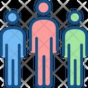 Team Leader Leadership Icon