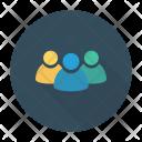 Team Management Organization Icon