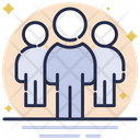 Team People Business People Icon