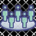 Team Manifesto Agenda Icon