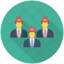 Team Group Management Icon