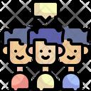 Team Group Teamwork Icon