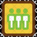 People Group Teamwork Icon