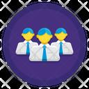 Team Teamwork Partners Icon