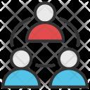 Group Team Organization Icon