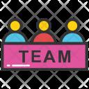 Team Hierarchy Organization Icon