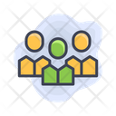 Business People Network Icon