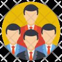 Group Team Company Icon