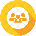 Group Team Business Icon
