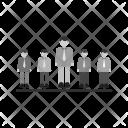 Team Human Activity Icon
