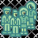 Team Group Partner Icon