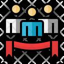 Team Ethnic Organization Icon