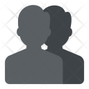 Users Clients Collaboration Icon