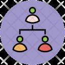 Team Group Communication Icon