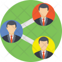 Team Business Lead Icon