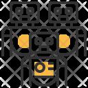 Team Building Robot Icon