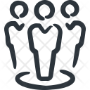 Team People Group Icon