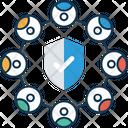 Team Company Team Hierarchy Icon