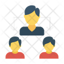 Team Group Employees Icon