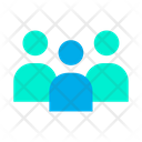Group Users Team Work Icon
