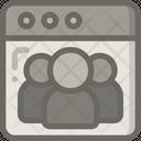 Team Account Icon